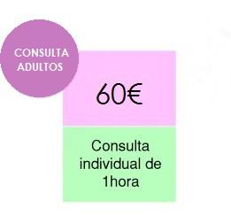 precio psicologo adultos