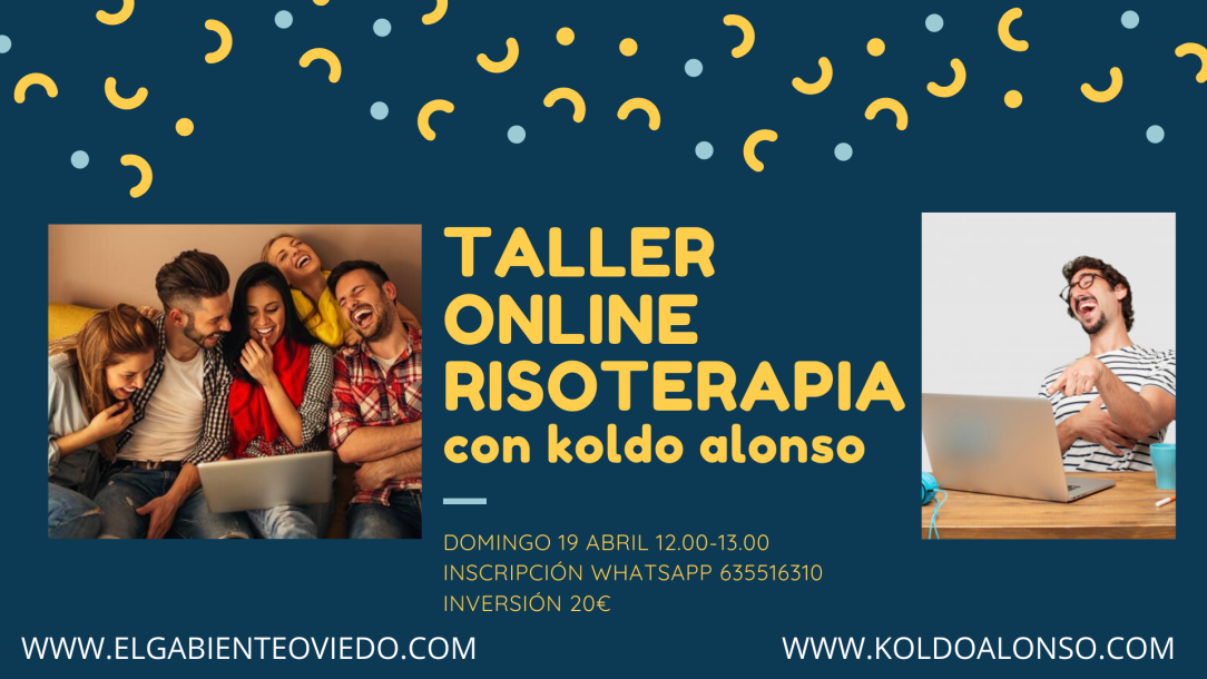 taller online risoterapia